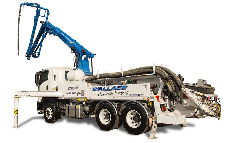 Wallace concrete pumping has been a part of major infrastructure works including M2 & M5 widening, North West Rail Link, Epping to Thornleigh Third Track and North Strathfield Rail Underpass.